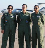 IAF Inducts 3 Women Fighter Pilots
