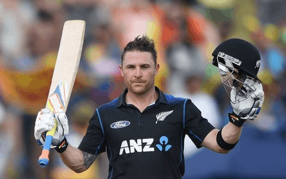 Image of Brendon McCullum