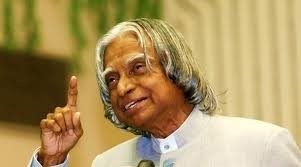 Image of Indian Presidents APJ Abdul Kalam
