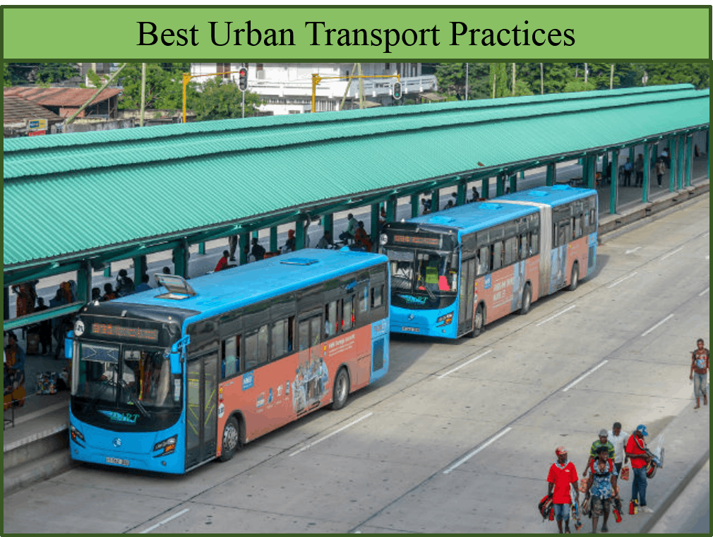 Image of Awards for the 'Best Urban Transport Practices'