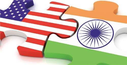 Image of India, US ink MoU