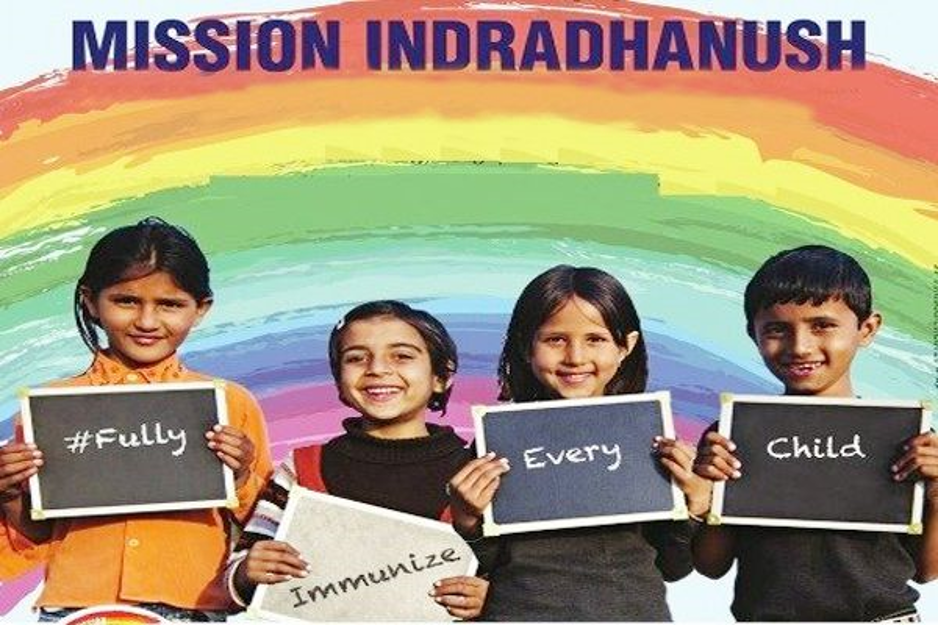 Image of Mission Indradhanush