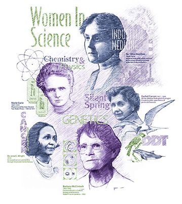 Science Scholarship to Women