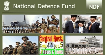 This is image show in National defence fund