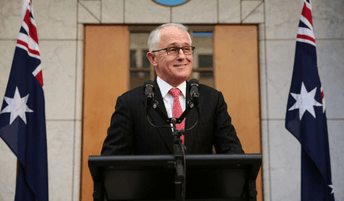 Malcolm Turnbull Prime Minister of the Australia