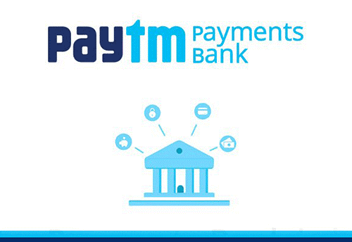 Image of the Paytm payments Bank