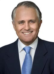 Image of Malcolm Turnbull