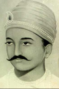 Image of Tatya Tope freedom fighter