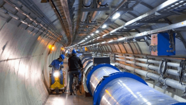 CERN scientists discover new sub-atomic particles