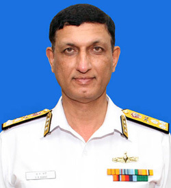 Image of Vice-Admiral A R Karve