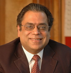 Image of Raman Roy (vice chairman)