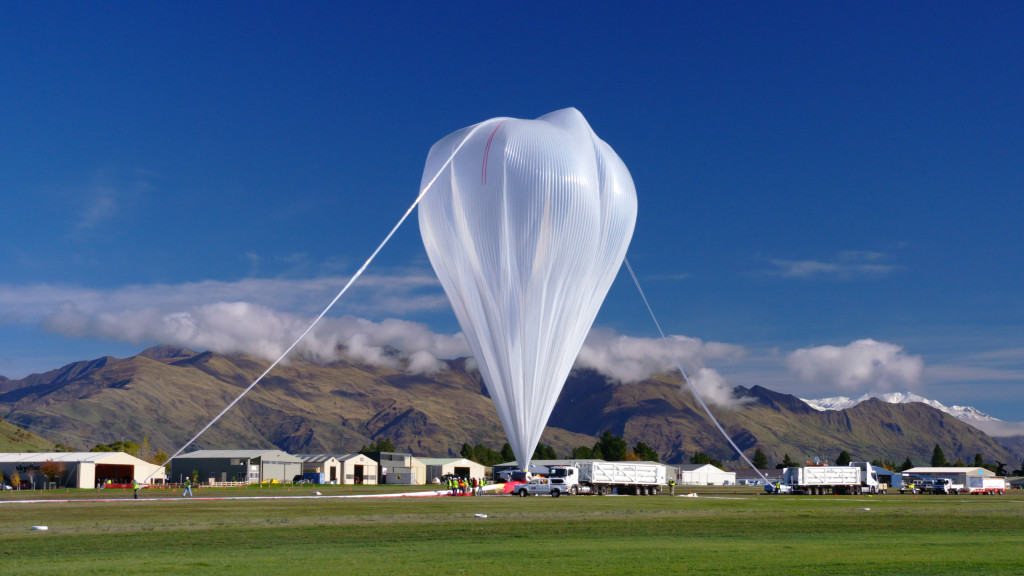 Image of Super pressure balloon