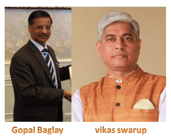 Gopal Baglay appointed as new spokesperson of MEA