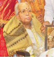 Manimala Devi a noted theatre personality
