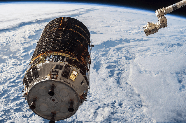 HTV-6 Kounotori, japan spacecraft