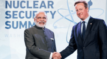 David Cameron calls PM Modi, extends UK support for India's NSG