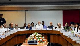 Cabinet committee on Economic Affairs