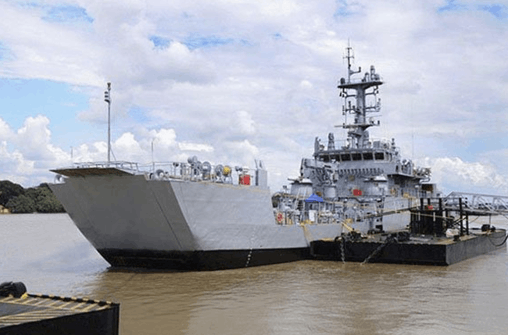 Navy's Second LCU Mark IV L52 Ship Launched by GRSE
