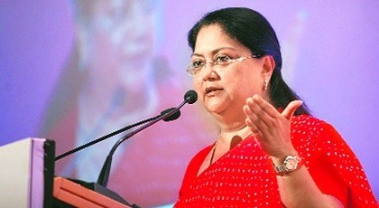Rajasthan CM Vasundhara Raje launched Medical Project RAHAT