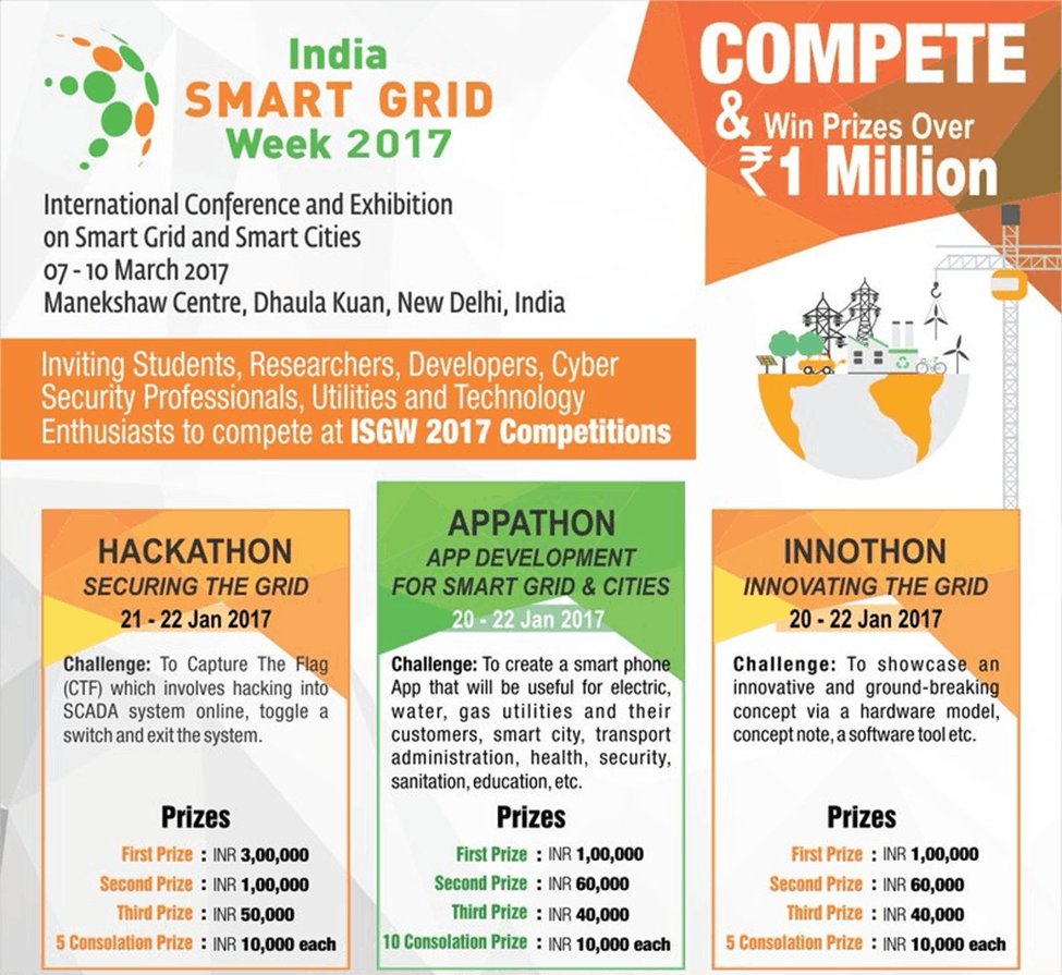 Image of India Smart Grid Week 2017