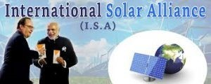 Image of International solar Alliance