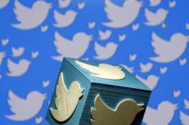 Image showing the twitter
