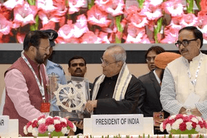 Swayam Prabha DTH Channels Launched