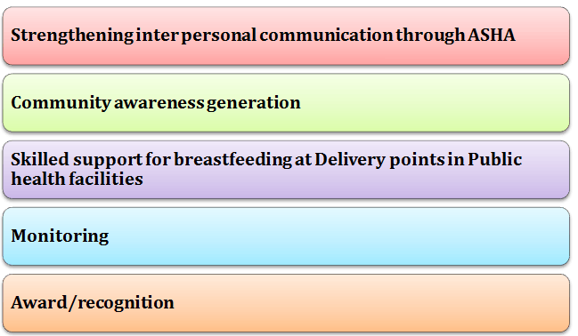 Components of the MAA Programme