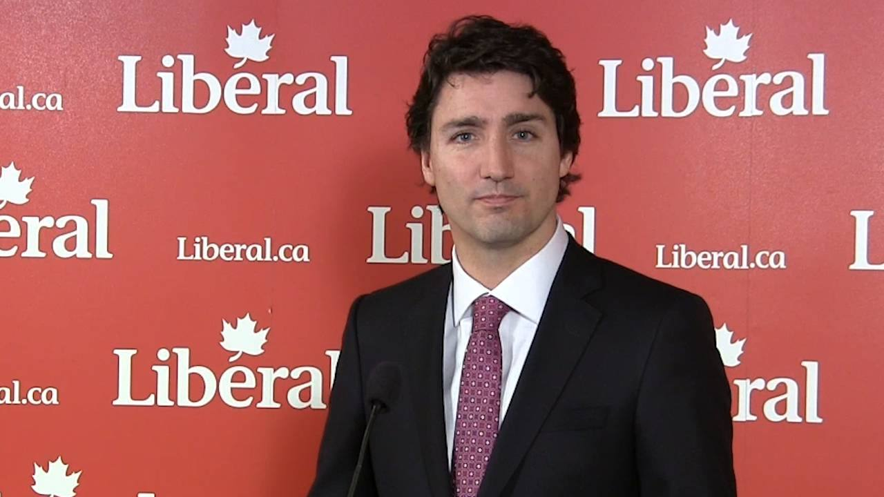 Image of Justin Trudeau