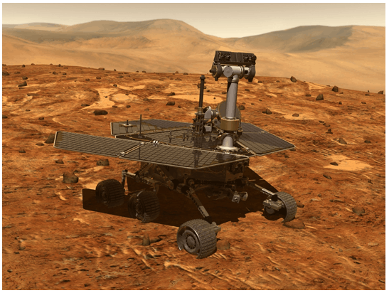 Rover Mark Evidence of Ancient Lake on Mars