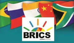 Image shows the BRICS