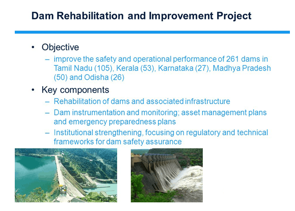 Image of Dam Rehabilitation And Improvement Project