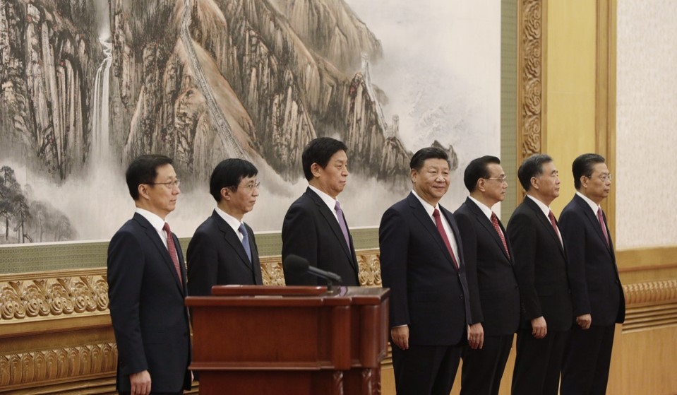 Image of 7 Most Powerful Leader of China