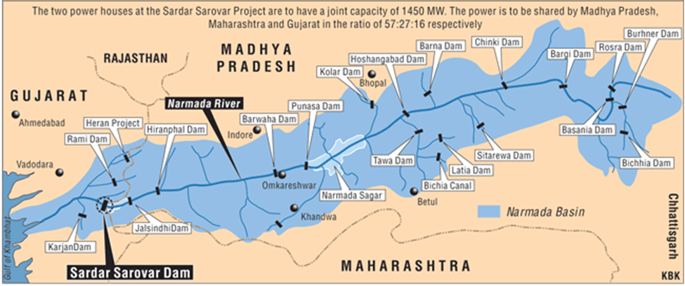 Image of Narmada Valley Project