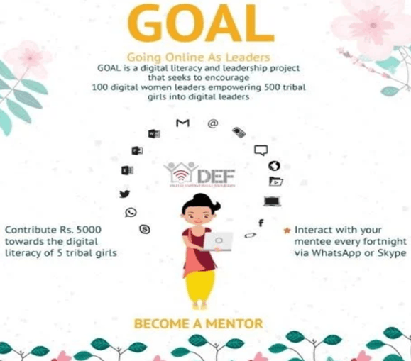 GOAL (Going Online as Leaders) Initiative