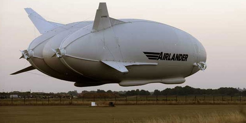 Image Of Airlander 10