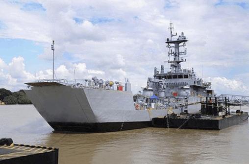 Indian Navy Landing Craft