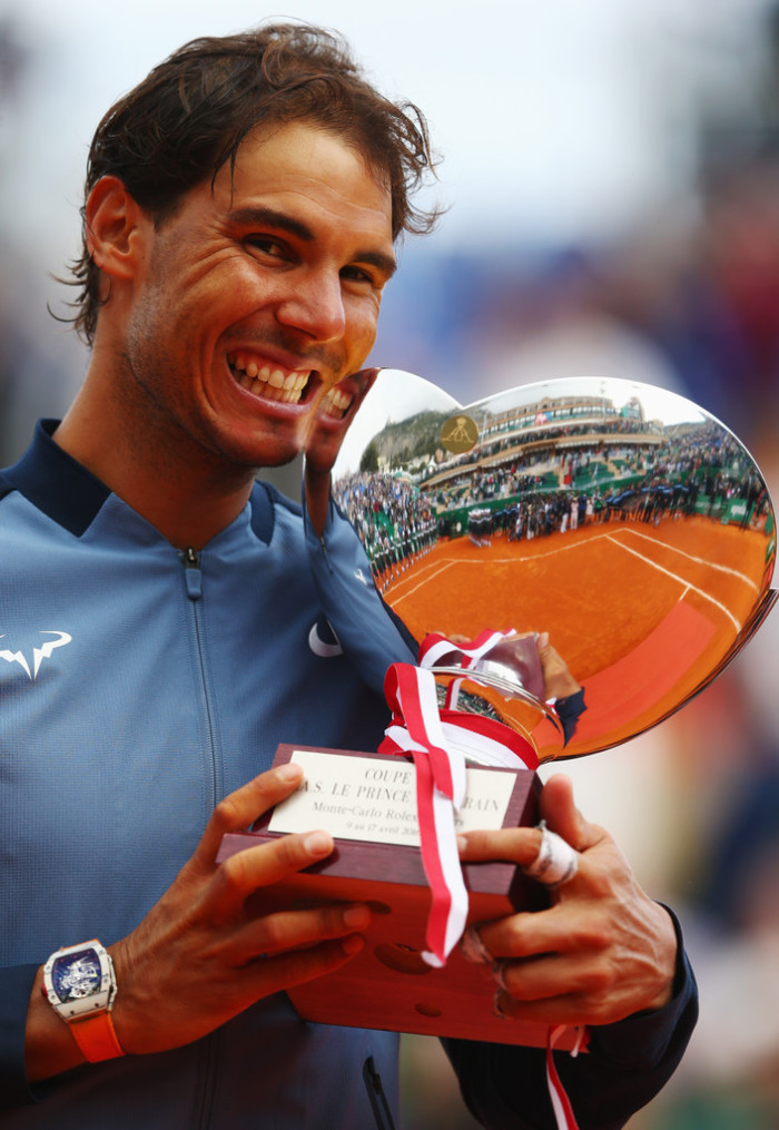 Image of Rafael Nadal tennis player