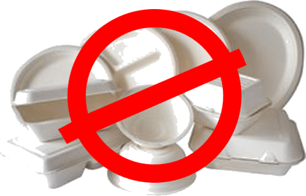 Kerala Government Prohibition on disposable glasses and plates