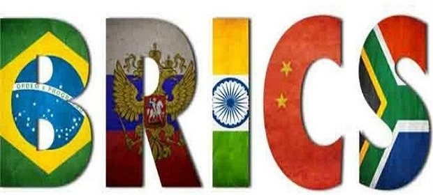 Image of Brazil,Russia,India,China and South Africa(BRICS)