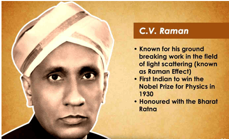 128th Birth Anniversary Of Cv Raman Observed On November 7 2016