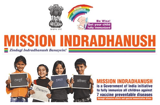 Intensified Mission Indradhanush Image