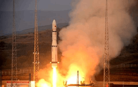 China successfully launches its fourth data satellite