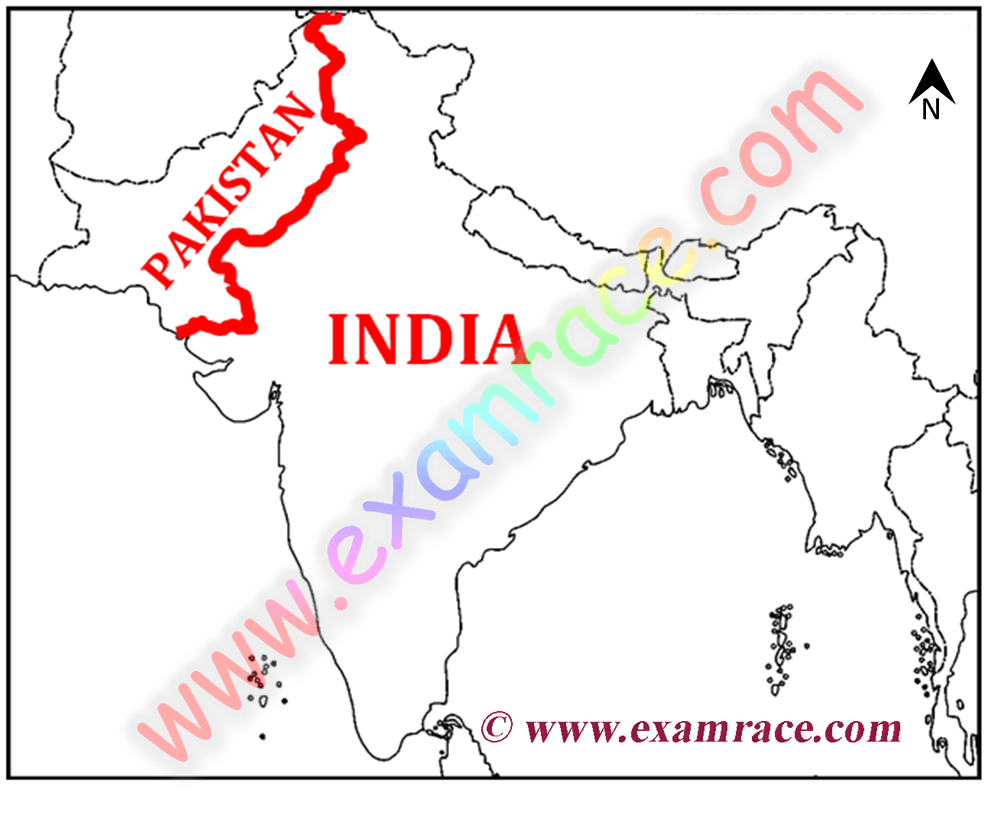Map Of India And Pakistan Border.India Pakistan Border To Be Sealed Completely By 2018 Important