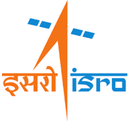 Image shows the ISRO