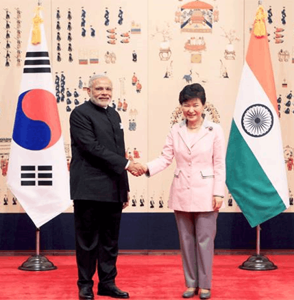 India - South Korea MoU