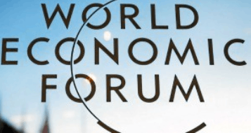Image shows the World Economic Forum