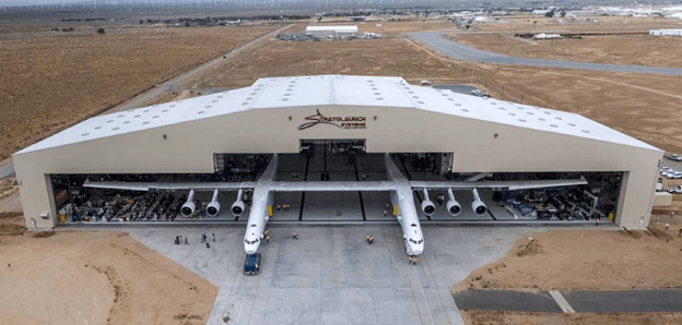 Stratolaunch: World's Largest Aircraft Passed Engine Tests