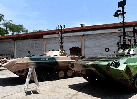 Muntra India's First Unmanned Tank Rolled out by DRDO