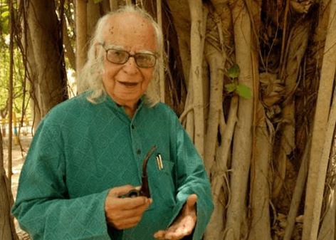 Image of Professor Yash Pal